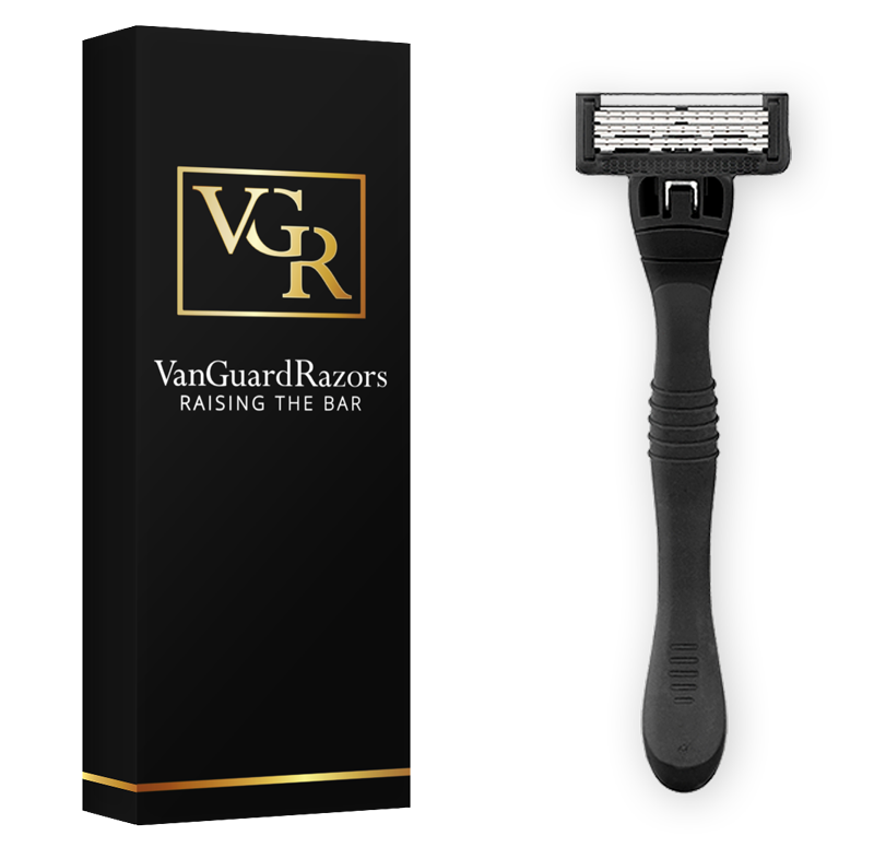 Vanguard Razors Box and Razor